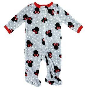 🎁✨Minnie Mouse Baby Girls Fleece Wobbie Sleeper.